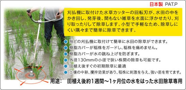 三陽金属 水草カッター